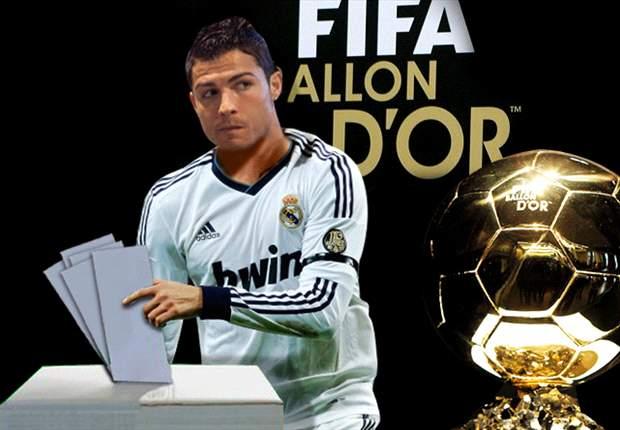 Bola de Ouro: Cristiano Ronaldo