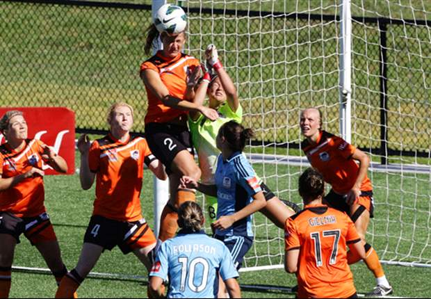 W-League round-up: Perth Glory slip from top spot