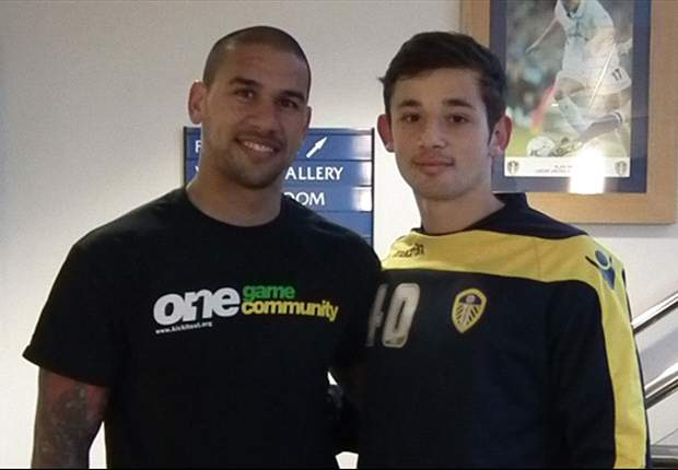 Australian teenager Patrick Antelmi out to follow well-worn path at Leeds United