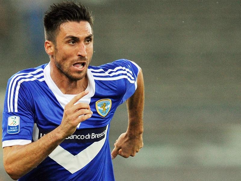 Brescia-Bari 1-1: Brienza risponde a Caracciolo