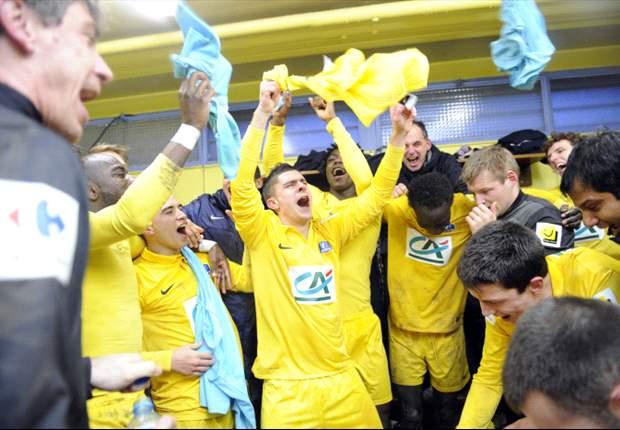 CDF - Epinal sort Nantes, la L1 assure