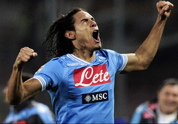 'I need him, not the money' - Napoli president rules out Cavani sale