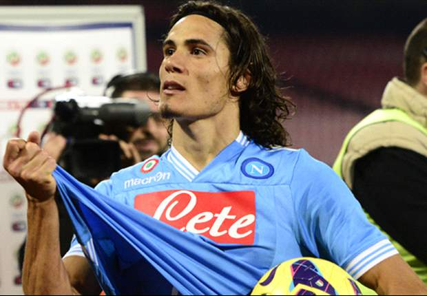 Cavani is a player I like, says Arsenal boss Wenger