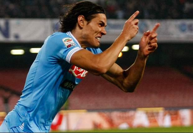 """Cavani: """"Ich würde sehr gerne neben Mario Balotelli spielen"""""""