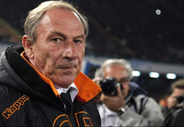 Zeman criticises 'confused' Roma after Catania defeat