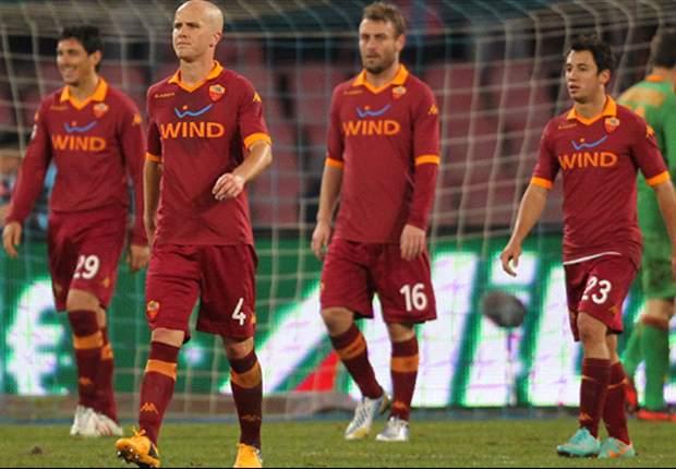 Punto Roma - Poco cinismo, tanto Cavani e la squadra di Zeman affonda: ma nè drammi nè ridimensionamenti