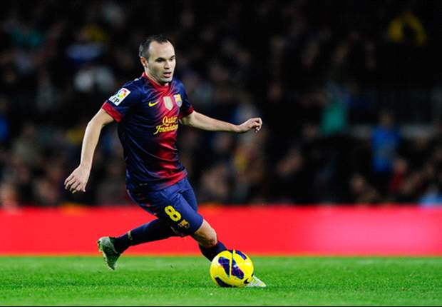 Iniesta: Guardiola will be great for Bayern
