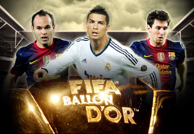 La entrega del Balón de Oro EN VIVO por Goal.com