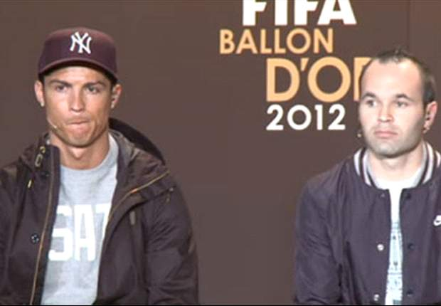 Ronaldo denies Messi rivalry and questions FIFA's stance on racism