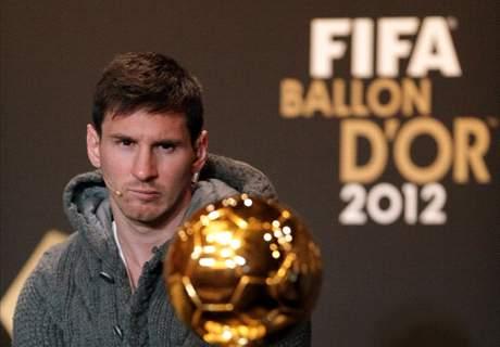 Messi, BDO de la década para los lectores
