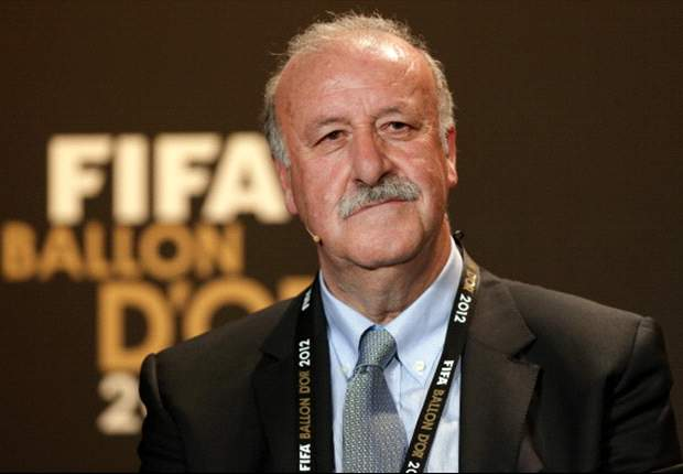 Del Bosque: Spain brimming with confidence ahead of Confederations Cup