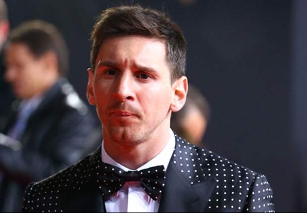 Messi faz doação de 150 mil euros em Rosário