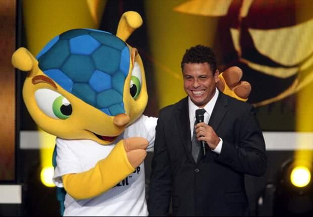 Comitê divulga nomes dos embaixadores da Copa de 2014
