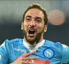 WATCH: Juve fans chant for Higuain