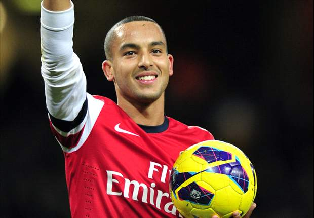 Arsenal meet Walcott representatives to finalise €110,000-a-week contract
