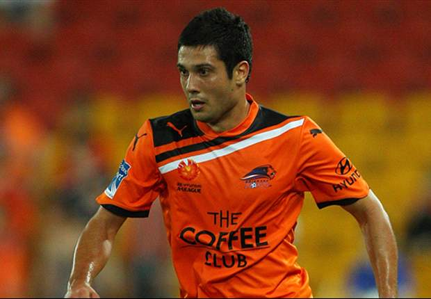 Australia youth international Rocky Visconte departs Brisbane Roar, set for Wanderers move