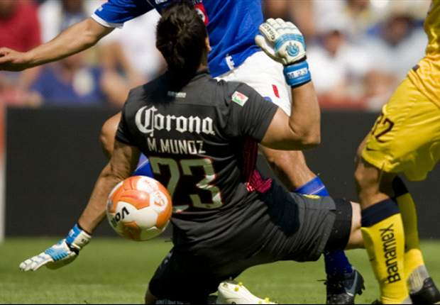 Moisés Muñoz podría reaparecer el viernes ante Jaguares