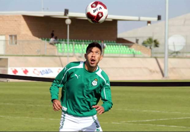 Ante América, Oribe Peralta cumple diez años en primera