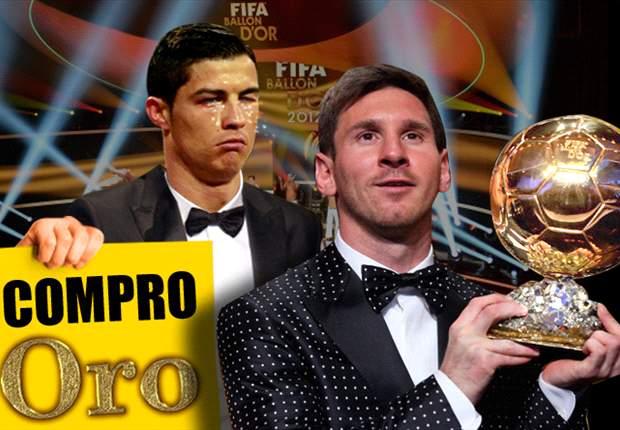 KARTUN: Masih Berada Di Bayang-Bayang Lionel Messi, Cristiano Ronaldo?