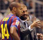 Henry fait l'éloge de Guardiola