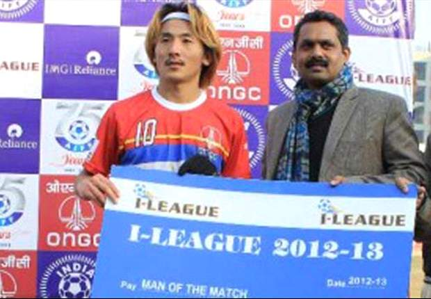 ONGC FC 1-0 East Bengal: Katsumi Yusa's second half strike gives the Oilmen another valuable three points