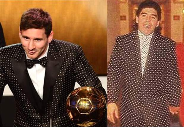 Ospiti illustri alla Hall of Fame dell'Argentina, invitati Maradona e Messi