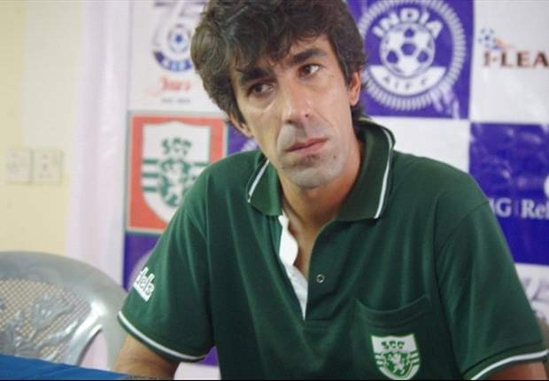 Nothing is working at the moment - Sporting Clube de Goa's Oscar Bruzon Barreras