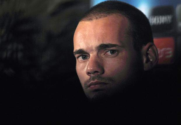 Galatasaray expect imminent Sneijder deal