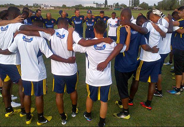 Colombia Sub-20 ya está listo