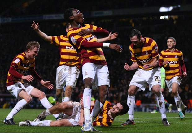 Bradford City defender Carl McHugh happy with Capital One Cup goal