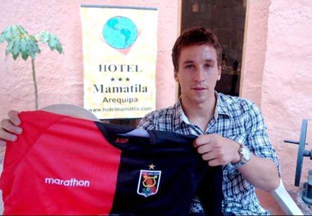 El argentino Bezruk se incorporó a Melgar