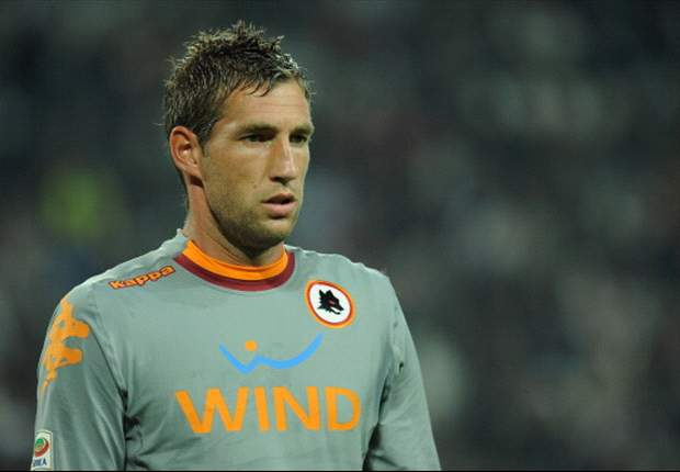 Stekelenburg reveals growing frustration at Roma