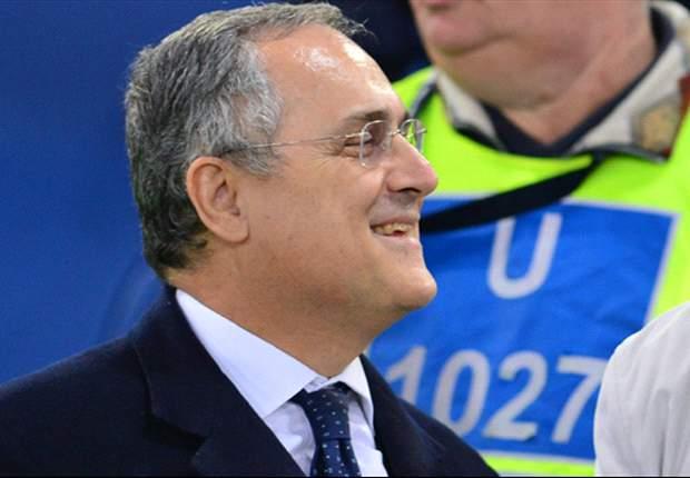 """Lazio favorita? Lotito rispedisce al mittente le polemiche: """"Da regolamento la decisione dell'arbitro è giusta"""""""