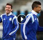 """ESCLUSIVA - Aguero: """"A Messi regalerei…"""""""