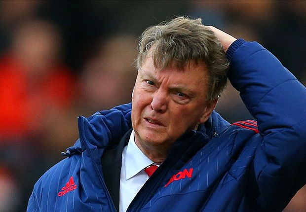 Van Gaal gets ANOTHER Manchester United player's name wrong