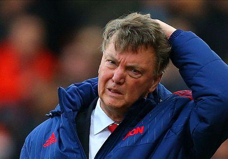 RUMOURS: Van Gaal hopeful over stay