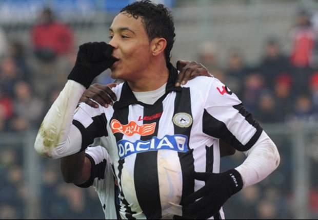 Juventus target Luis Muriel as Udinese prepare Boakye move