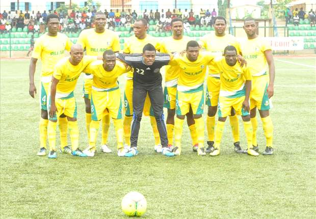 Kaduna United beat Kano Pillars 2-1 in pre season tie