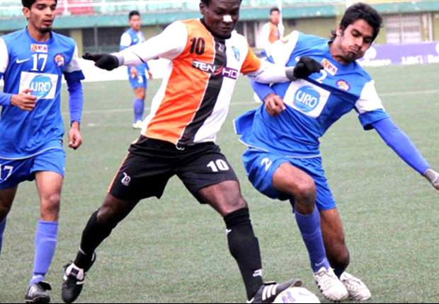 ONGC FC 1-1 Mumbai FC: Yakubu's late equaliser earns a point for Khalid Jamil's side
