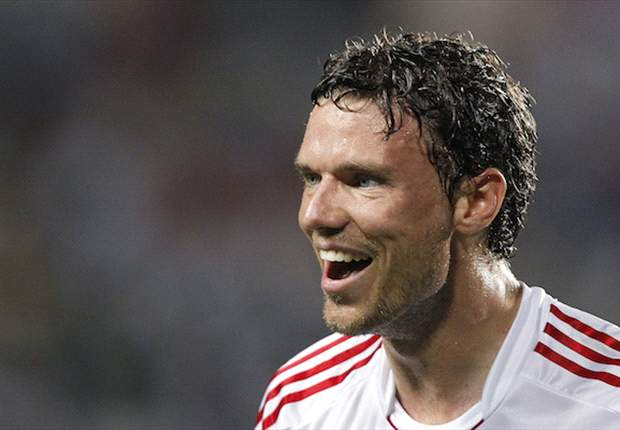 Marcus Berg konnte sich beim HSV nie wirklich durchsetzen