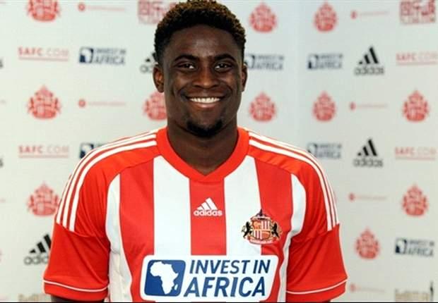 N'Diaye loving life at Sunderland