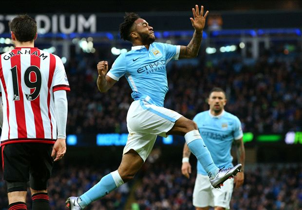 Sterling: I've matched my Liverpool goal record… and there's still 10 games left!