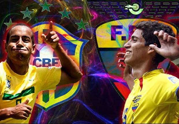 Brasil defiende el título debutando ante Ecuador