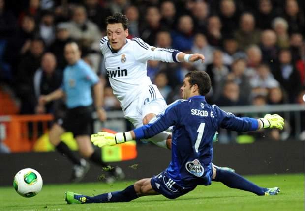 """LdC, Real Madrid - Özil : """"Un match étonnant"""""""