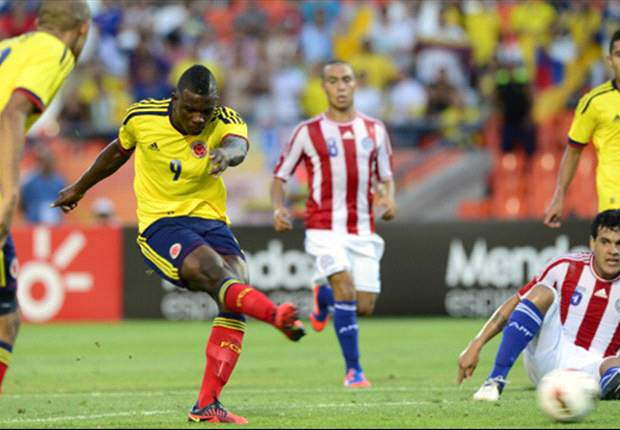 Colombia debuta con victoria ante Paraguay