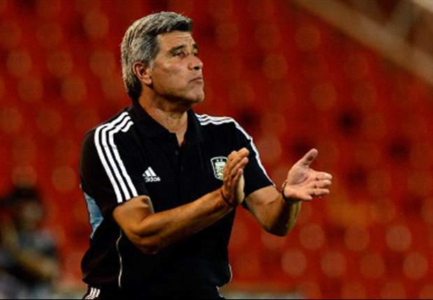 """Trobbiani: """"Convocaría a los mismos jugadores que llevé al Sudamericano"""""""