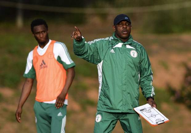 Stephen Keshi allays Super Eagles fears ahead of 2013 Afcon