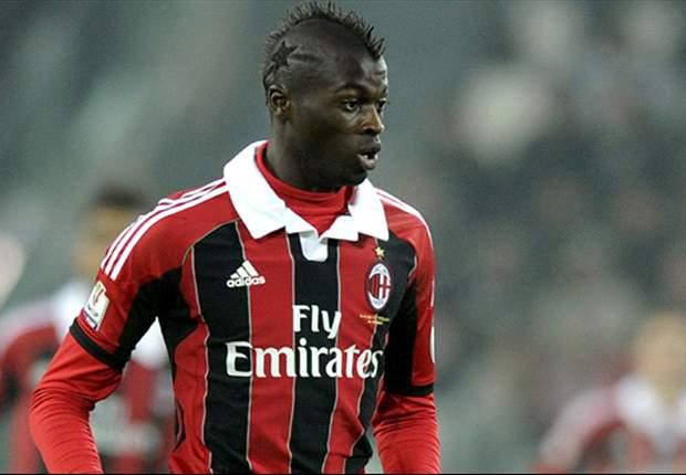 Niang: AC Milan can beat Barcelona
