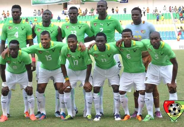 CAN, Togo - Un défi à relever