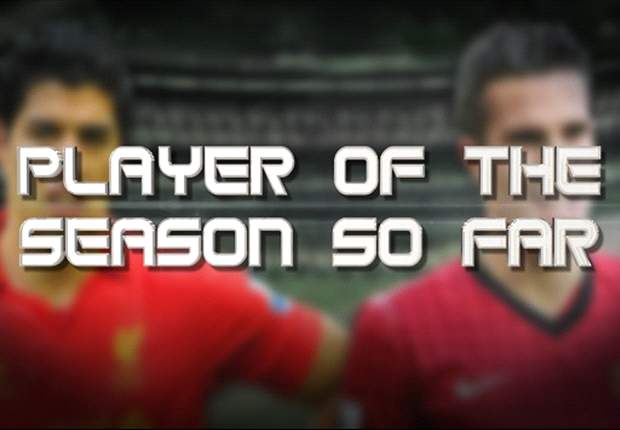 an Persie vs Suarez - who has been the Premier League player of the season so far?